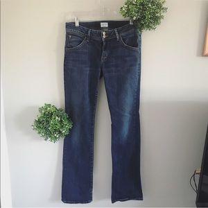 Hudson boot cut jeans size 31